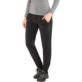 The North Face Hikesteller Pantalon Femme, tnf black
